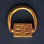 Gouden ring Amenhotep II